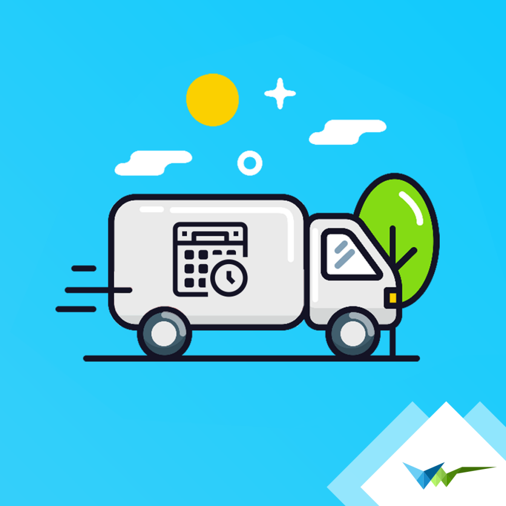 Stensiled Delivery Date App